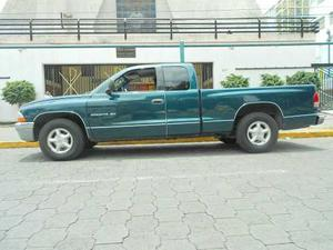 Dodge Dakota Pickup Cabina Y Media