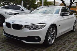 Bmw Serie i  Gran Coupe Sport Line Blanco