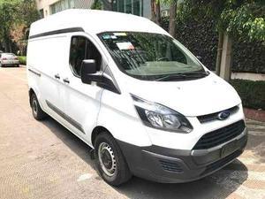 Ford Transit  Larga Toldo Alto, Seminueva!!!