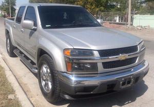 Chevrolet Colorado 4x (credito disponible)