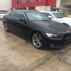 BMW  Negro Convertible