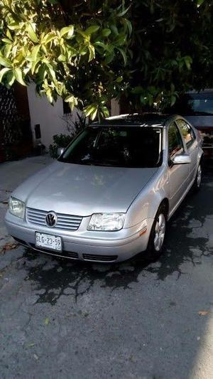 VW Jetta, 4Cil 2.0Lts Estandar, Fact de Agencia ,