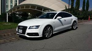 A7 S Line 3.0t 333hp Factura De Audi! Garantia Audi Vigente