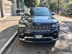 Jeep Grand Cherokee Summit 4x4 5p
