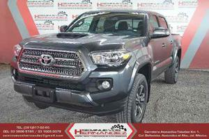 Toyota Tacoma Trd Sport 3.5 4x2 Gris Obscuro