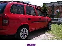 VAGONETA CHEVY  COLOR VINO CUIDADA, Chevrolet Chevy