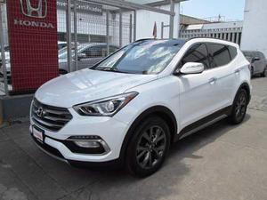 Hyundai Santa Fe Sport 2.0t  Blanco