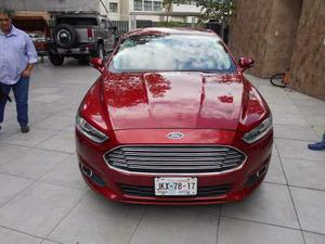 Ford Fusion Luxuri