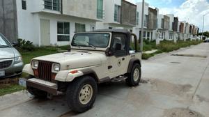Jeep Wrangler  Kilometraje