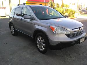 Honda crv exl 4wd.  neg.