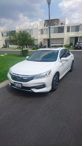 Honda Accord Exl V6 Navi  Blanco