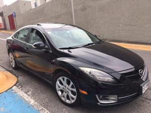 Mazda 6 S Grand Touring 3.7l, Piel, Quema Cocos, Electrico
