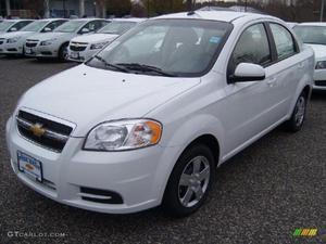 Chevrolet Aveo  Kilometraje 188