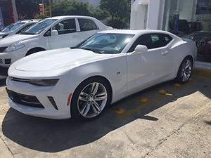 Chevrolet Camaro Coupe  Línea Nueva
