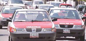 Vendo placas de taxi veracruz-boca
