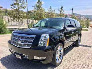 Cadillac Escalade  Esv Platinum 4x4 Dvd Qc Como Nueva