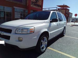 Chevrolet Uplander  LT Ext MEX 100%