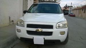 Chevrolet Uplander  Exclentes condiciones