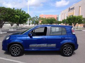 Fiat Uno  Sporting el más equipado estándar eléctrico