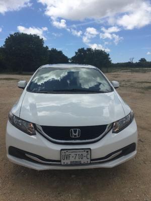 Honda Civic Seminuevo