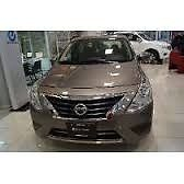 Nissan Versa  Kilometraje 0