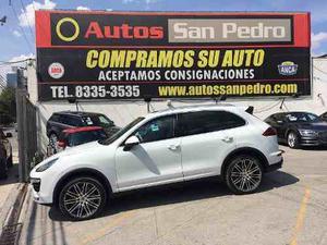 Porsche Cayenne Turbo Blindado Nivel Iv Plus