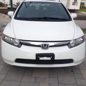 Honda civic  mexicano seminuevo