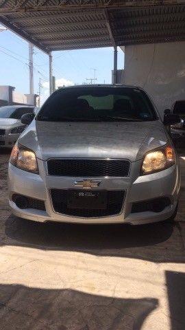 Chevrolet Aveo LT Estandar