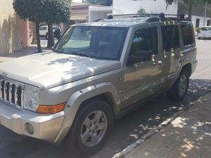 Jeep Commander  ASIENTOS DE PIEL $ NEGOCIABLE