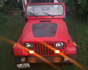 Jeep Wrangler  Kilometraje 100