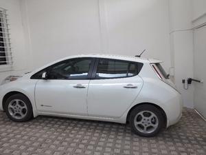 Nissan LEAF  ¡Olvídese de pagar gasolina!