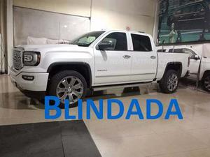 Gmc Sierra Denali Blindada B6 Nueva