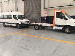 Mercedes-Benz Sprinter cargo van 415 euro