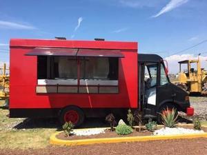 Food Truck Chevrolet Vanette  ¡listo Para Trabajar!