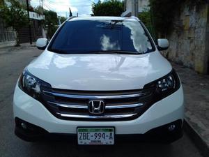 Honda CR-V exl 4wd navi  piel quemacocos 1 dueño