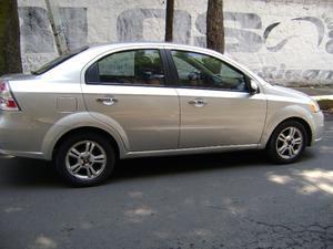 Chevrolet Aveo  Kilometraje