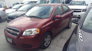 Chevrolet Aveo automatico impecable