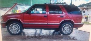Chevrolet Blazer  Kilometraje