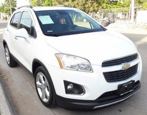 Chevrolet Trax ltz  (CONTAMOS CON FINANCIAMIENTO)