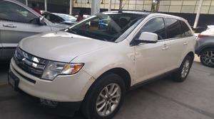 Ford Edge Limited, V6, Ta, Piel, Qc  Kilometraje