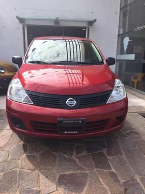 Nissan Tiida  Sedán Drive L4/1.6 Man