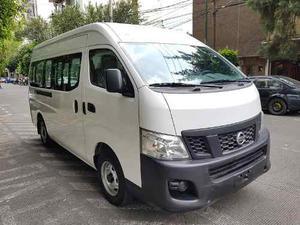 Nissan Urvan  Ventanas, Nueva Cero Kms!!! Estrenela!!!