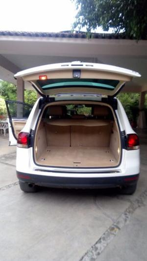 Volkswagen Touareg  Kilometraje