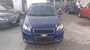 Chevrolet Aveo Lt Standar