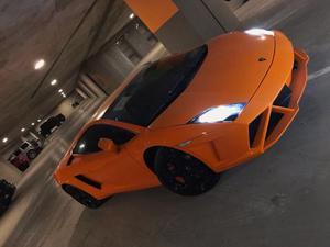 Lamborghini Gallardo 2p Lp Coupe V