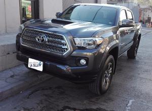 Tacoma TRD 4x GRIS Nueva IVA Completo