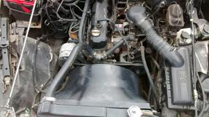 Jeep Wrangler X4, 4 cilindros