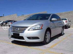Nissan Sentra Advance  Plata