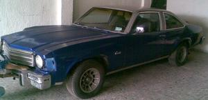 Chevrolet Chevy Nova councurs  PROYECTO