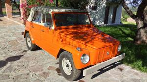 VW Safari  convertible